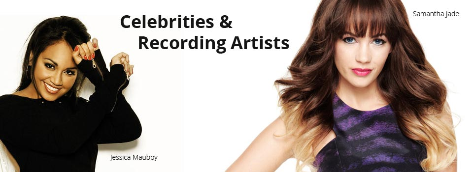 Book Celebrities for event