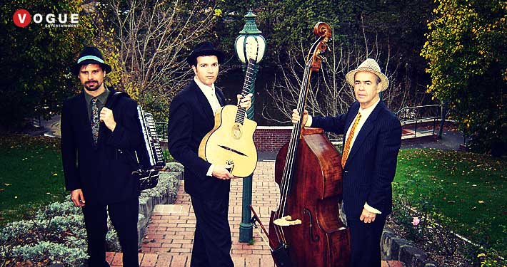 Hire Gypsy Jazz Band