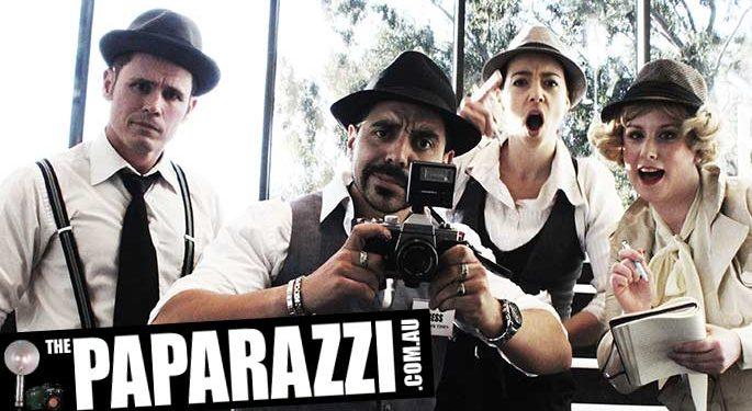 Fake Paparazzi Hire