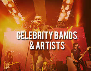 Celebrity Bands & Artists