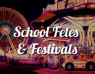 School Fetes & Festivals