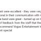 Google review - Brenda