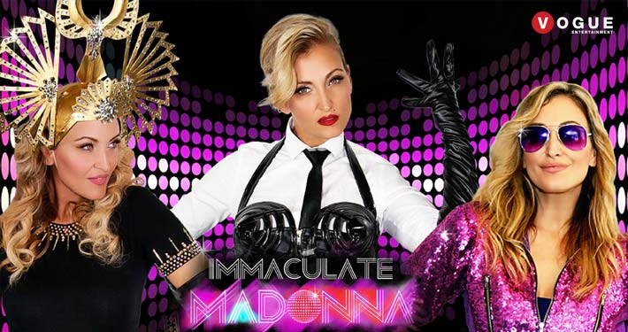 Image of Madonna Tribute Show