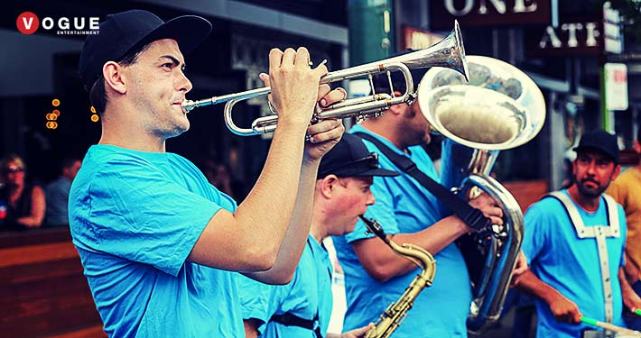 New Orleans Roving Brass Band