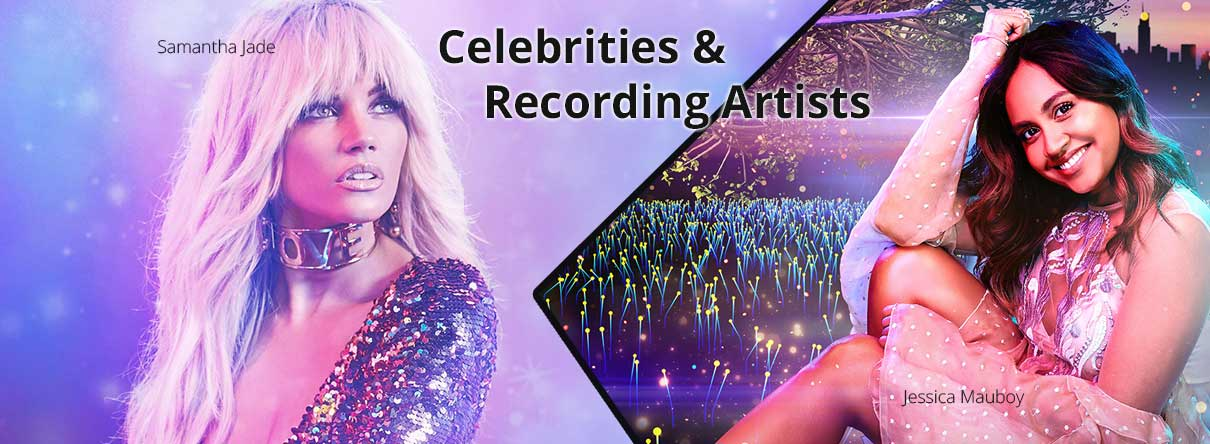 Hire Celebrities From Big Talent Group Celebrity Agents