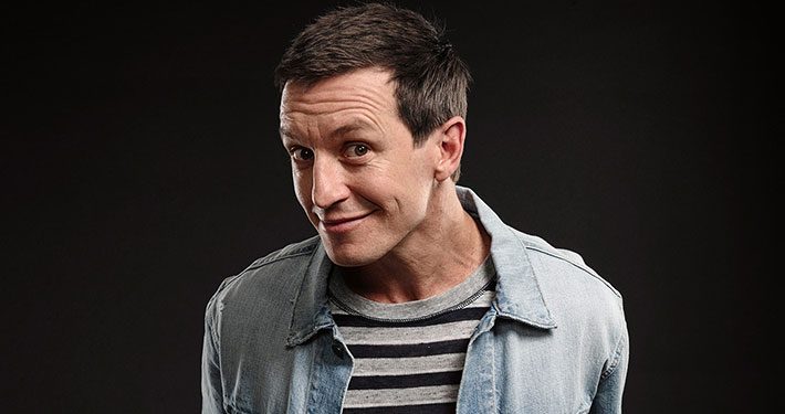 Hire Rove McManus for my event