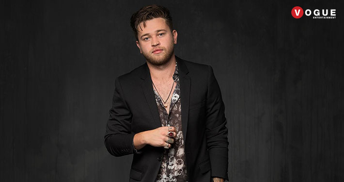 Reece Mastin from The Voices Supergroup