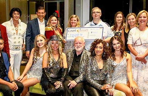 Vogue Entertainment Fundraising event raises $30,000